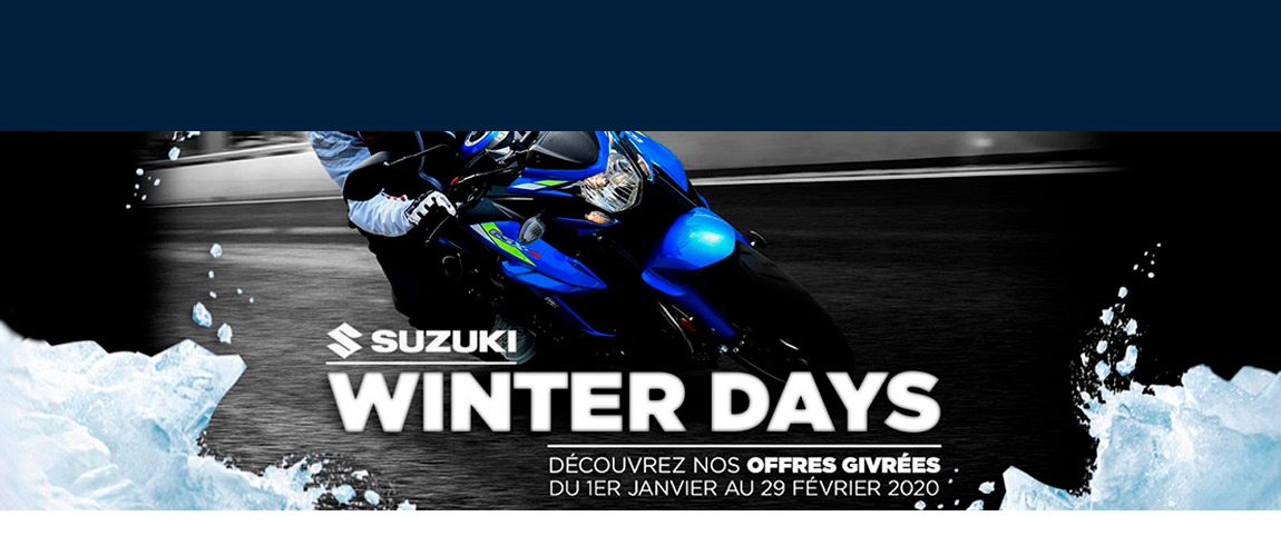 winter days suzuki